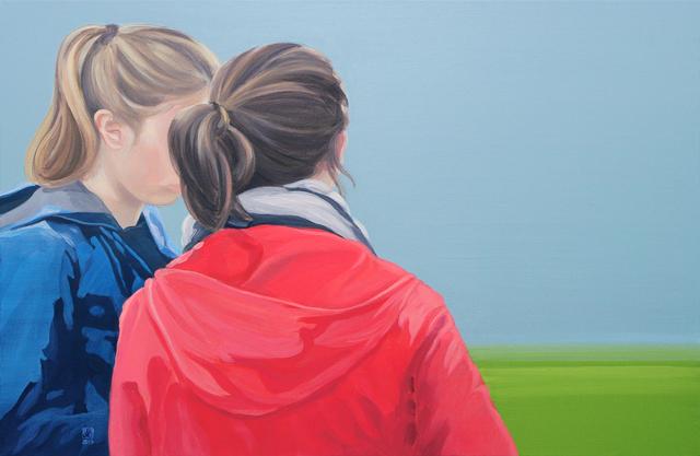 , 'Calmness,' 2013, Galerie Sandhofer