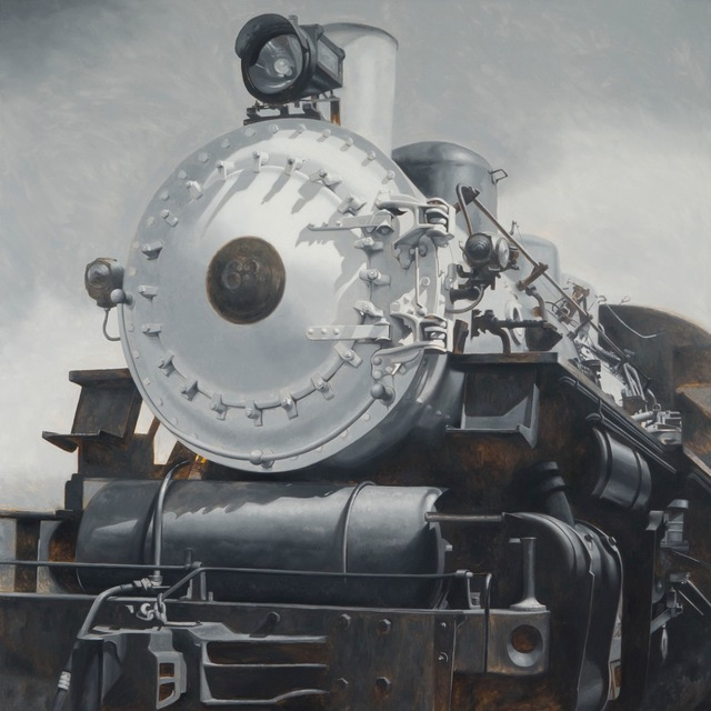 , 'Locomotive of Kenyon,' 2017, RJD Gallery