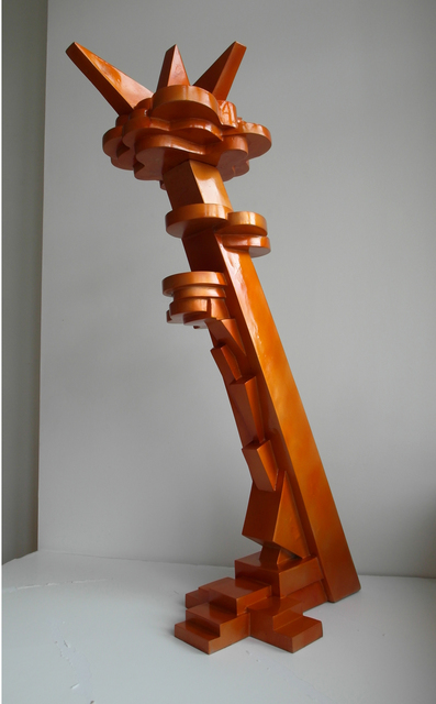 ", '""Himmelsleiter"",' 2015, Krokin Gallery"