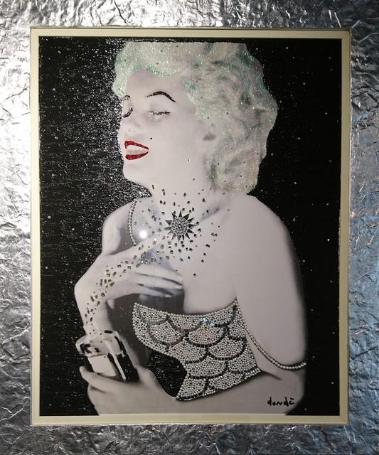 , 'Marilyn Monroe,' 2016, Samhart Gallery