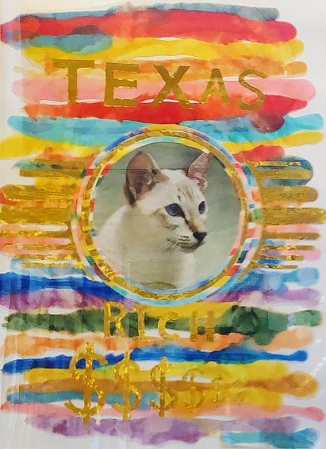Alex Revier, 'Texas Rich', 2019, Ro2 Art
