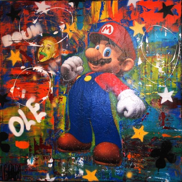 , 'Mario,' 2016, Samhart Gallery