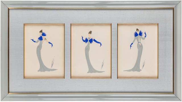 , 'Set of three Costume Designs ,' , Fairhead Fine Art Limited
