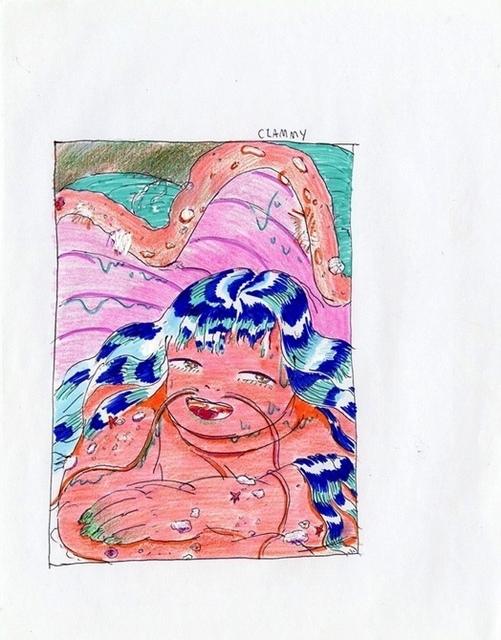 , 'Yearbook (Clammy),' 2018, Tatjana Pieters