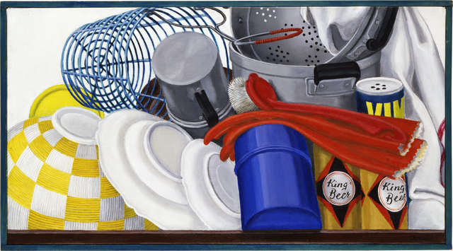 , 'King's Beer,' 1968, Daniel Blau