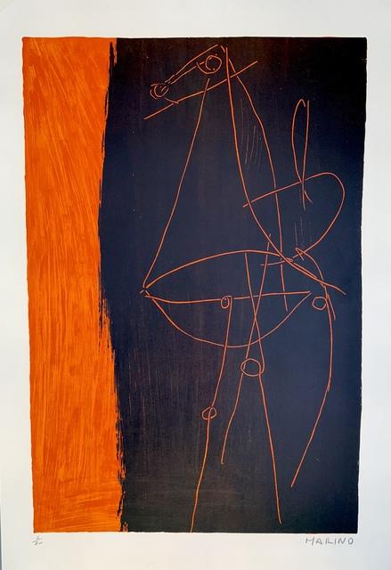 Marino Marini, 'Composizione, 1955', 1955, Van der Vorst- Art