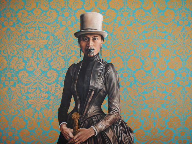 , 'sophia,' 2018, 12 Gallery
