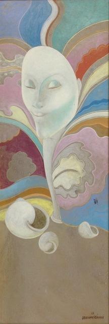 , 'Mask/Shells,' , Myriam Nader Haitian Art Gallery