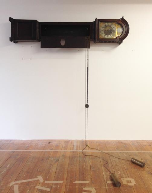 , 'Untitled (Time Piece),' 2016, Taro Nasu