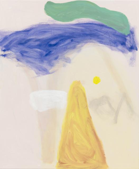 Jongsuk Yoon, 'August', 2019, Painting, Oil on canvas, Galerie nächst St. Stephan Rosemarie Schwarzwälder