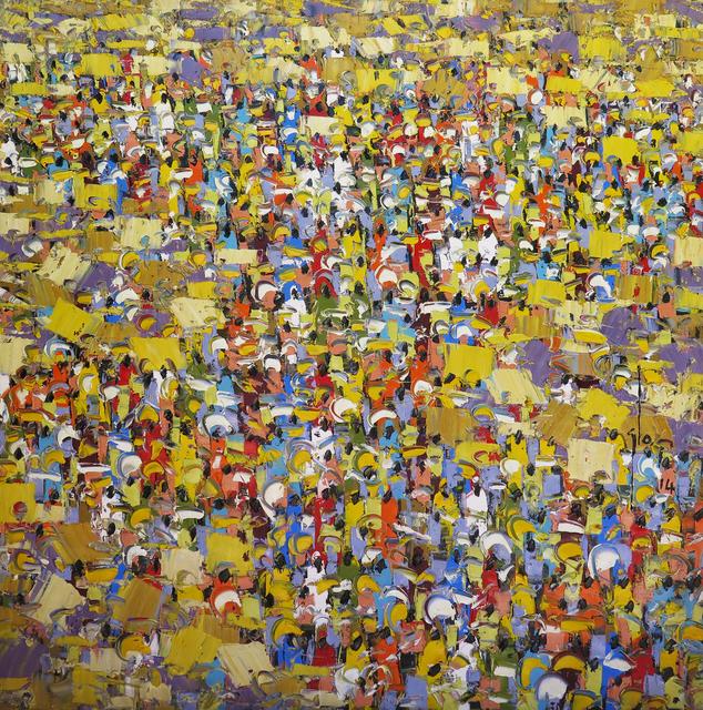 , 'Market delics - 15,' 2014, Christopher Moller Gallery