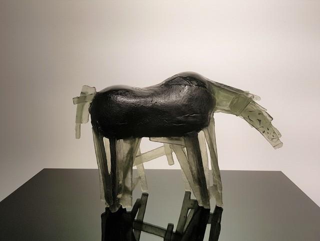 , 'Dream of Africa (grey),' 2013, Gallery Sklo