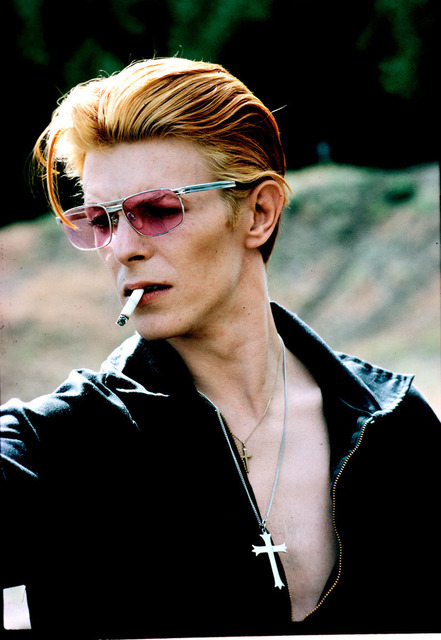 , 'Bowie, Rolling Stone, New Mexico,' 1975, Atlas Gallery