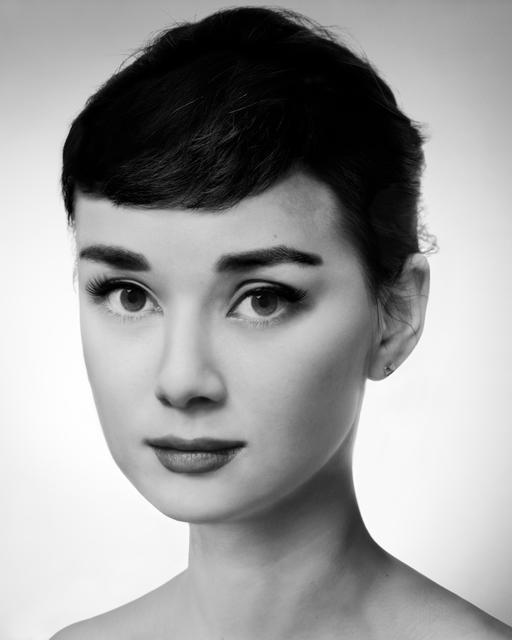 , 'Audrey Hepburn,' 2013, A2Z Art Gallery