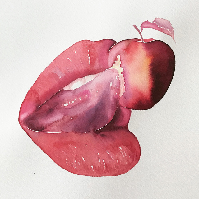 Tina Maria Elena Bak, 'Lust', 2019, The Untitled Space