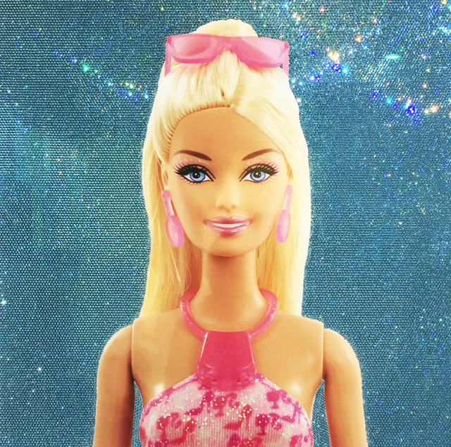 , 'Solid Glam Barbie #3,' , Art Angels