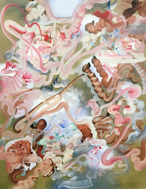 , 'Fantasia In Rose,' 2019, Gallery 9