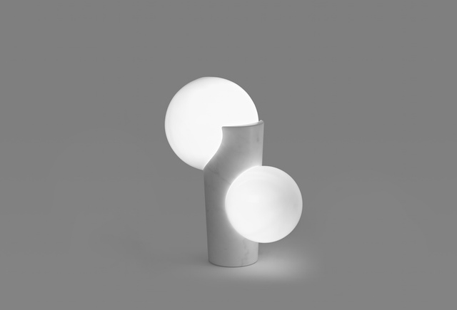 , 'Osmosi table lamp,' 2013, Galerie Yves Gastou