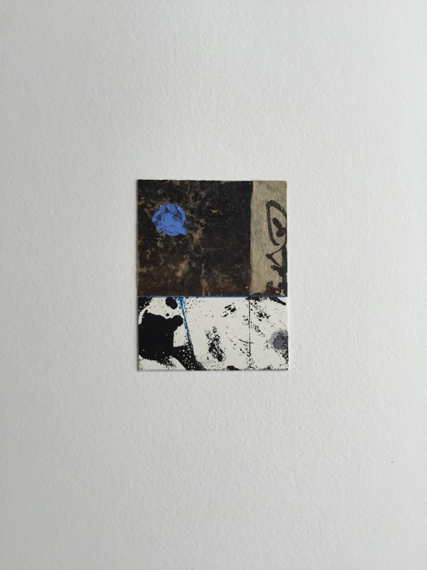 , 'Untitled New Blue,' 2015, Adah Rose Gallery