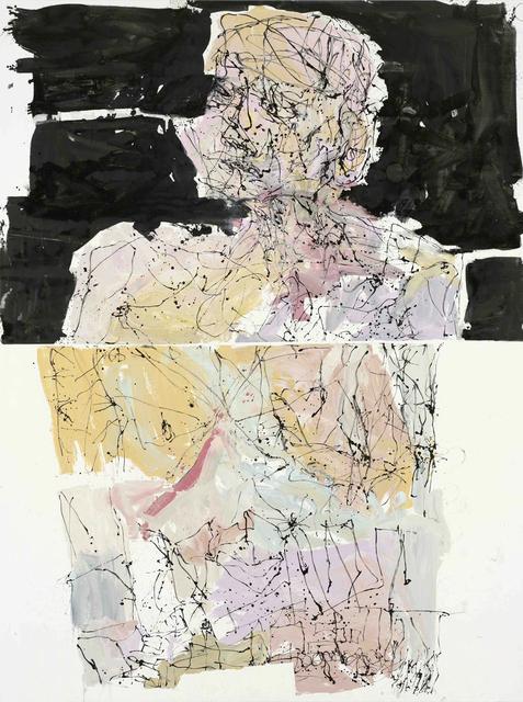 , 'Ending,' 2011, Gagosian