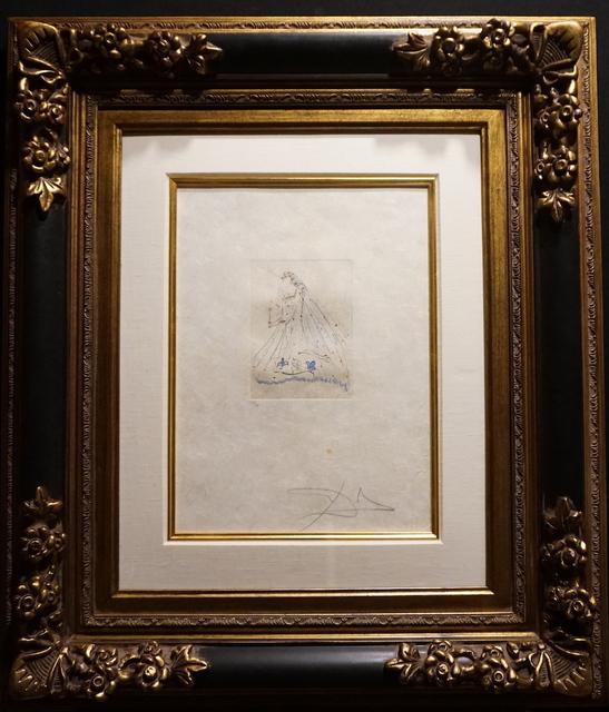 Salvador Dalí, 'Petites Nus (Ronsaard) 1st Row 1st Piece', 1973, Fine Art Acquisitions