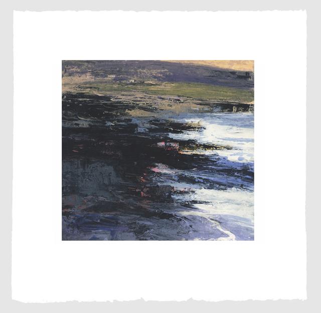 , 'Fractured Shoreline VI,' 2013, Stoney Road Press