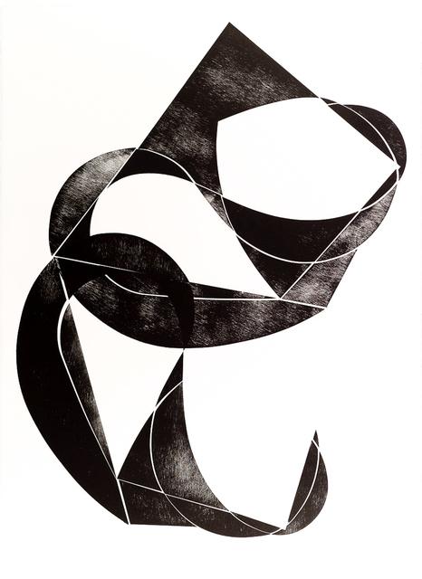 , 'Clan Concrete 15,' 2018, Candida Stevens Gallery