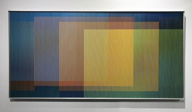 Carlos Cruz-Diez, 'Physichromie Panam No.169', 2014, Ascaso Gallery