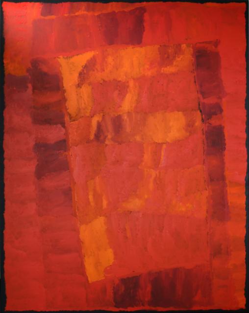 , 'Kudditji Kngwarreye's Country by Kudditji Kngwarreye (panel 3 of triptych),' 2016, Nanda\Hobbs