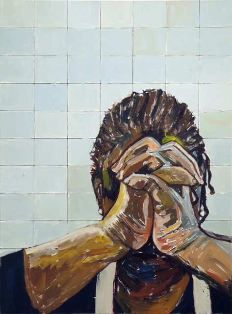 Beverly McIver, 'Praying for Peace', 2018, C. Grimaldis Gallery