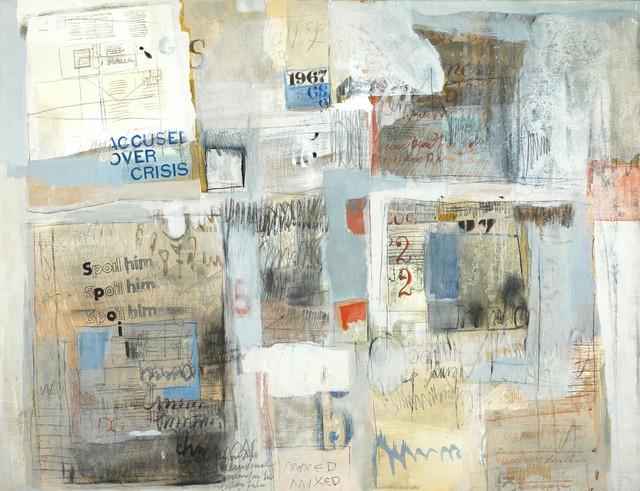 Sarah Grilo, 'Accused over crisis', 1967, Jorge Mara - La Ruche