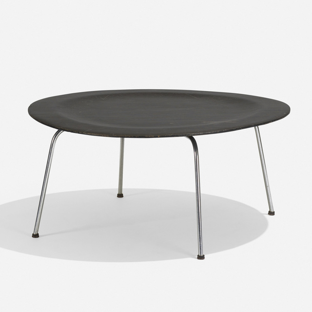 Charles and Ray Eames, 'Early CTM-1', 1946, Wright