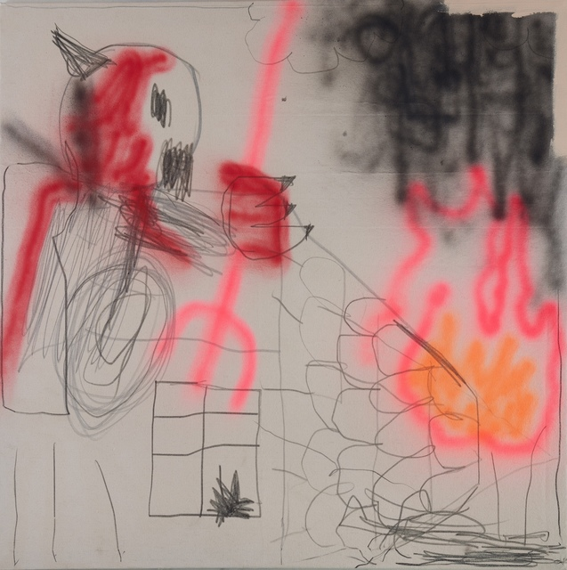 , 'Badness Level,' 2017, ROBERTO PARADISE