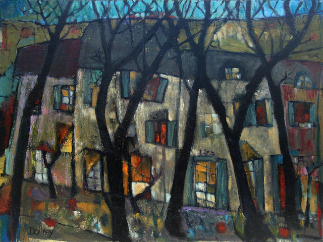 Toni Doilney, 'Aix', 2017, A Gallery