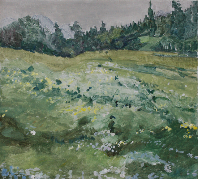 , 'Green Pastures,' , Wallace Galleries