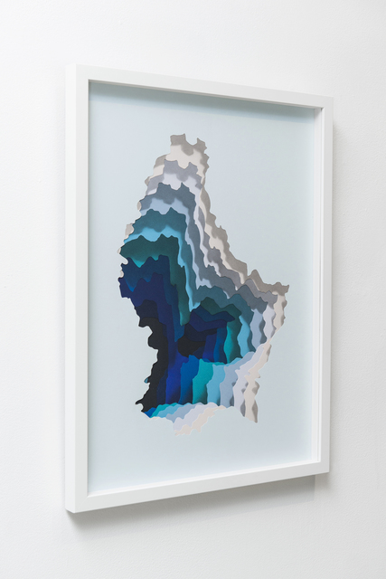 , 'Abyss_52,' 2015, Hashimoto Contemporary