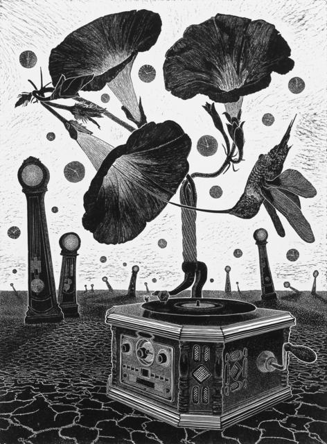 , 'Tic Toc, Ed of 30,' 2016, John Martin Gallery
