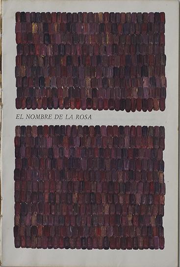 , 'Poema IV,' 2017, El Apartamento
