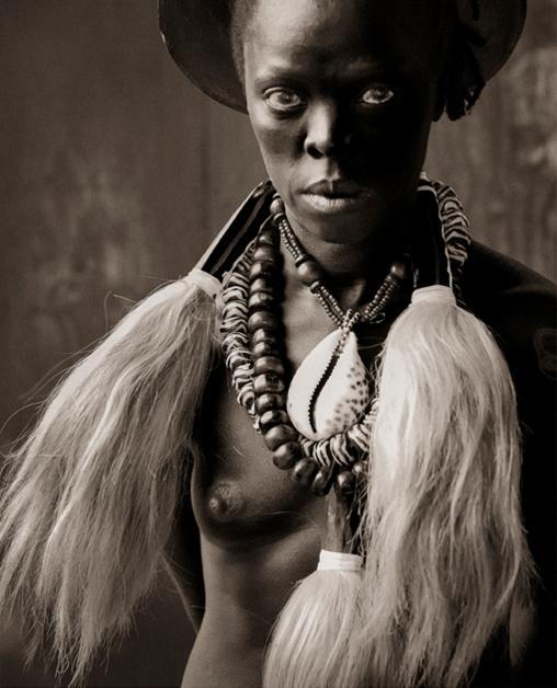 Zanele Muholi, 'MaID, Harlem, African Market, 116 St (New York)', 2015, Yancey Richardson Gallery