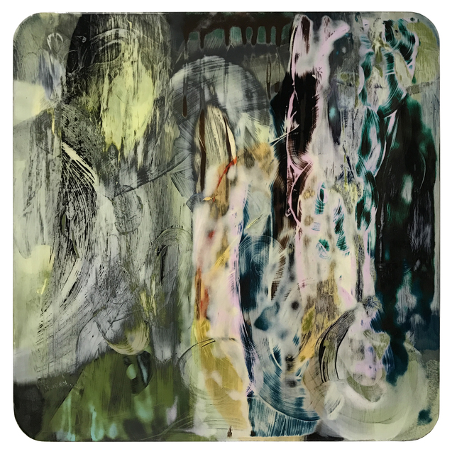 , 'Painting #2,' 2016, Misa Shin Gallery