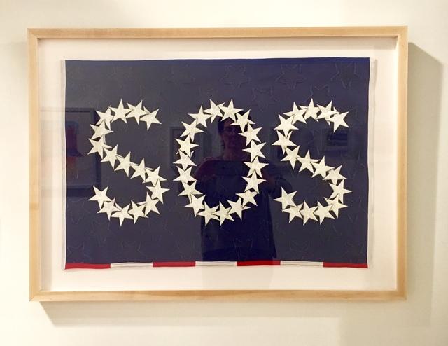 Holly Ballard Martz, 'USA SOS', 2019, ZINC contemporary