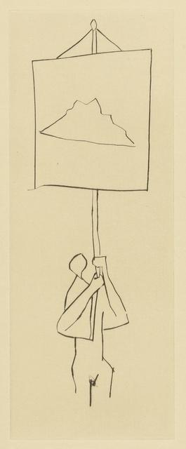 Pablo Picasso, 'Le Frère mendiant: Guinée. Le mont d'or (B. 883; Ba. 1010)', 1958, Sotheby's