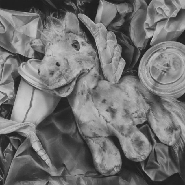 , 'NYC Trash,' 2015, Koplin Del Rio