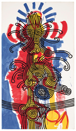 Keith Haring, 'Red-Yellow-Blue #7,' 1987, Sotheby's: Contemporary Art Day Auction
