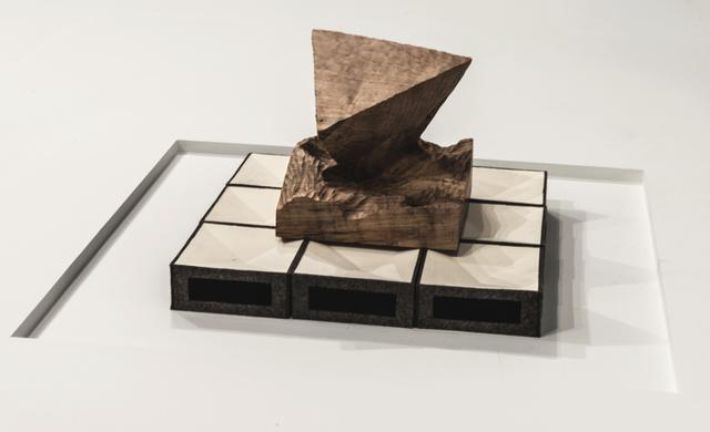 , 'Tetrahedron,' 2016, Postmasters Gallery