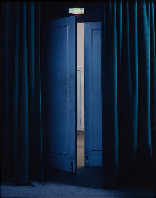 Teresa Hubbard and Alexander Birchler, 'Arsenal - Curtain Exit', 2000, Photography, C-print, Phillips