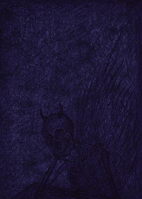 , 'De hartstocht van het denken / The Passion of Thinking,' 1986, Magazzino