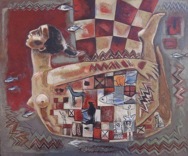 Iván Castellón, 'Bolivia's Ark', 2016, Casa Toscana