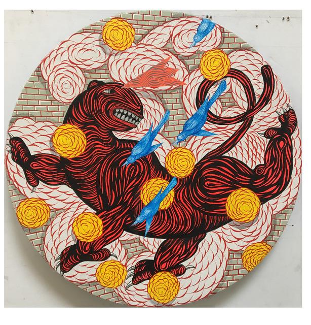 , 'Flying Beast,' 2018, Galerie Droste