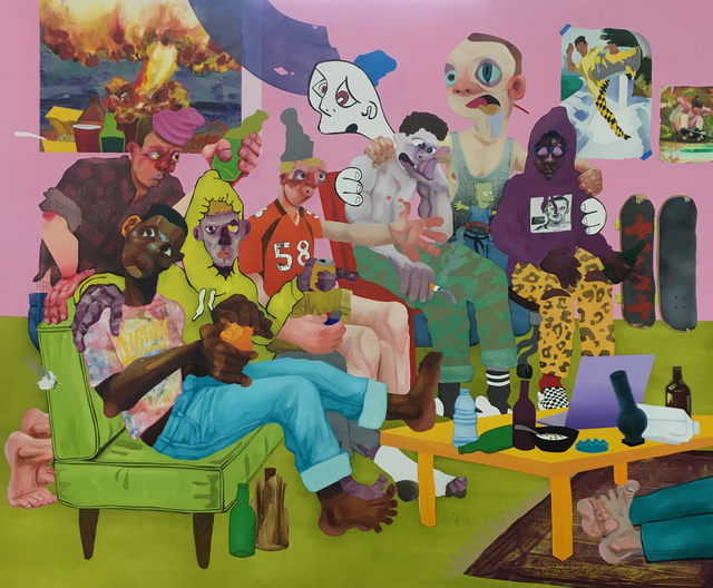 , 'The Big Boom,' 2017, Postmasters Gallery